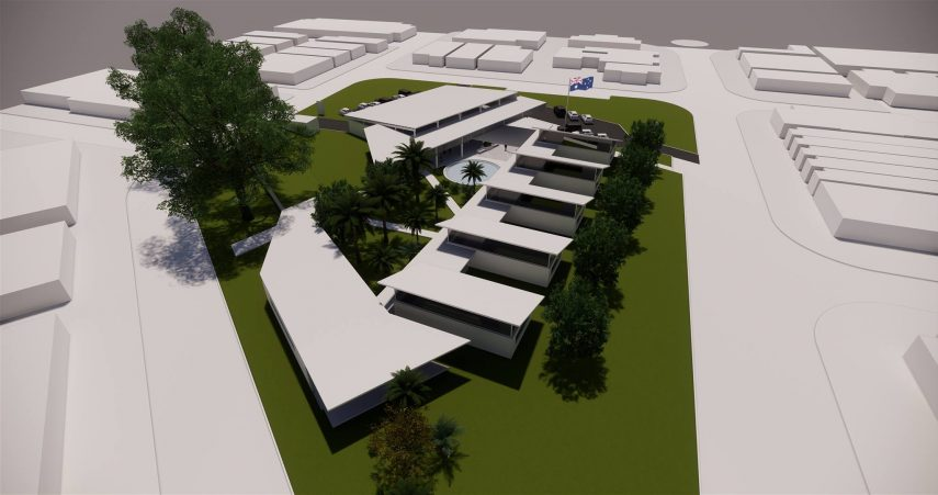 Builders shortlisted for The Oasis Townsville project