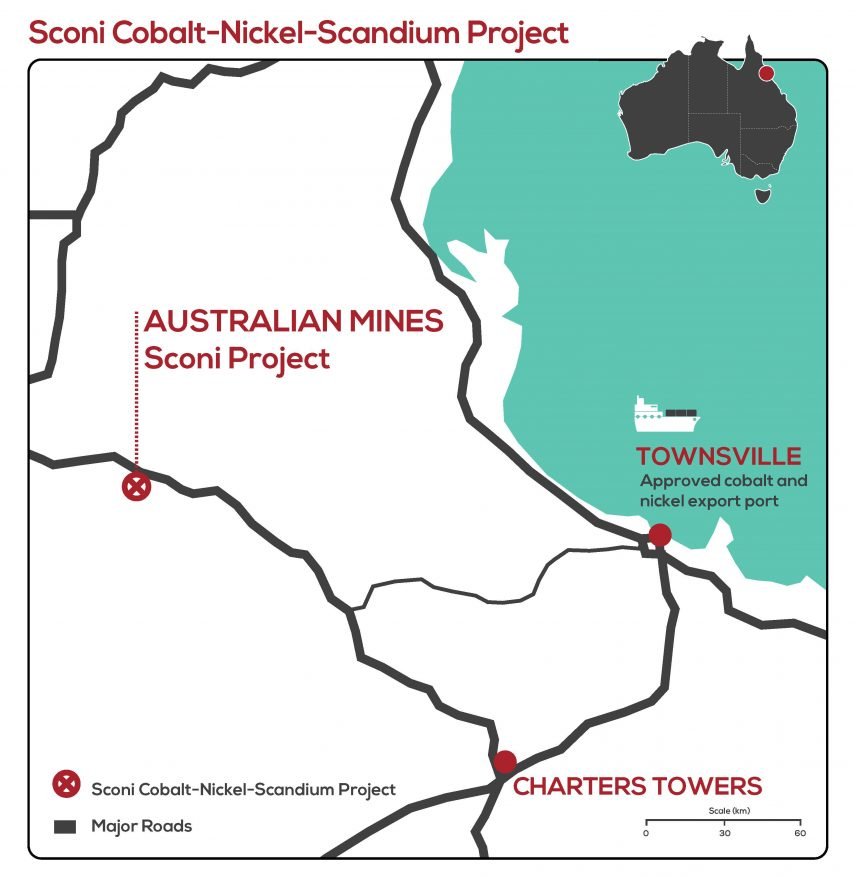 More good news for $1.4b Sconi project