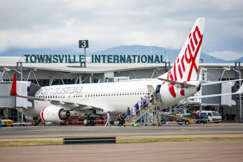 Townsville push for direct Singapore flights