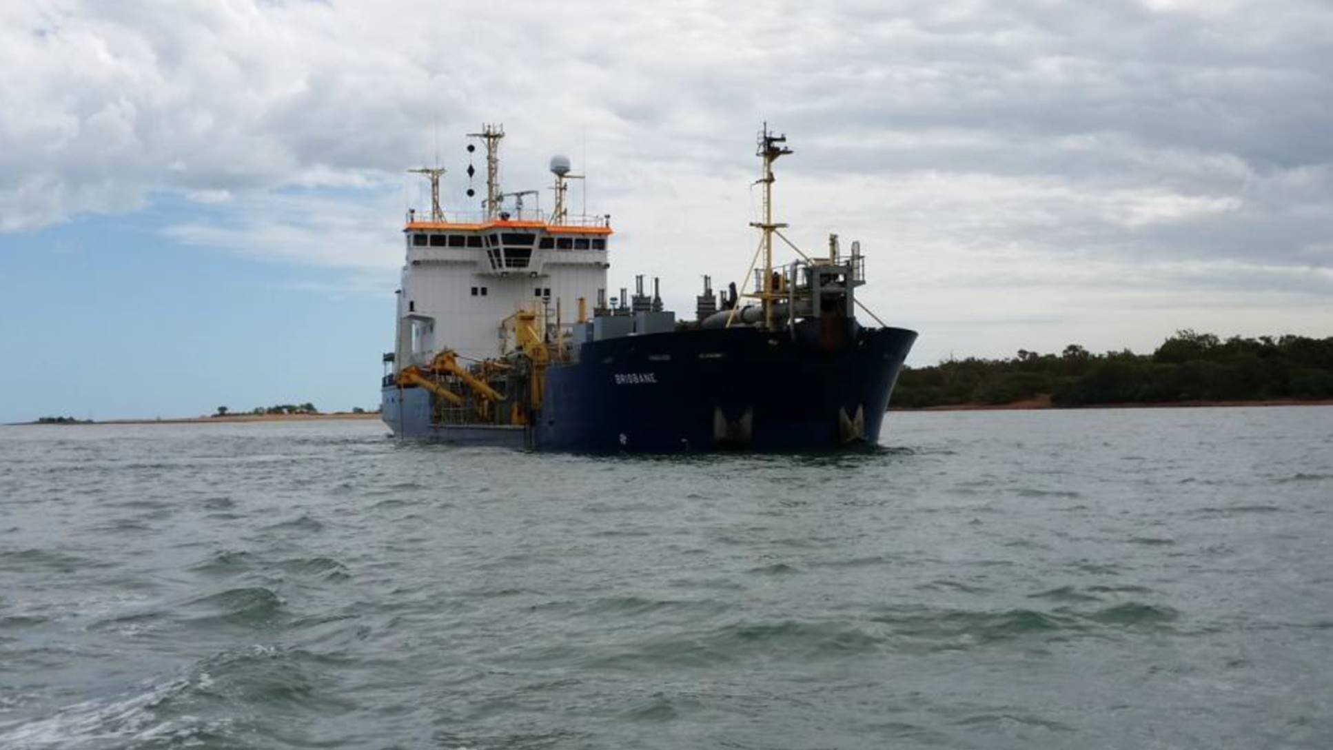 Dredging planned for Port of Weipa