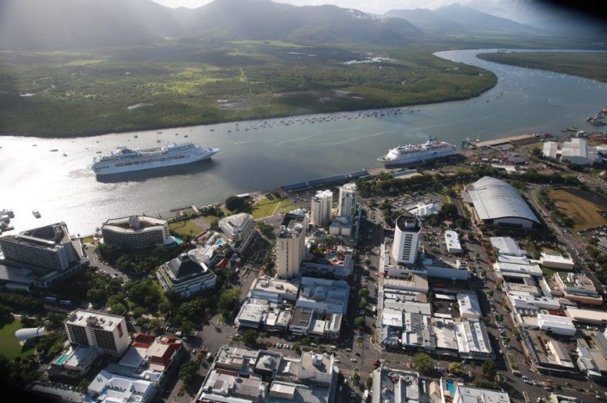 Dredge works approved by Cairns council
