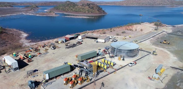 Mining underway at Century zinc project