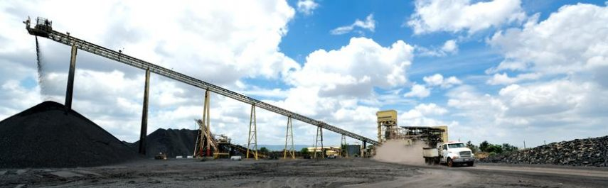 Roof fall buries equipment at Cook Colliery