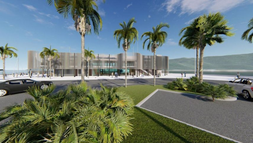 Vassallo wins $35m contract for Shute Harbour project
