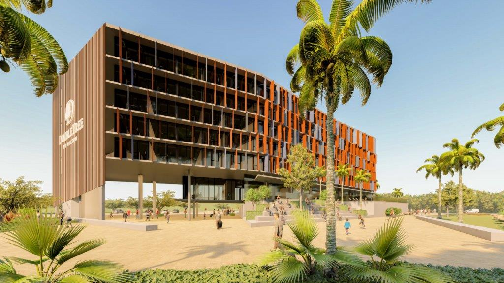 Hilton Hotel application lodged for Townsville