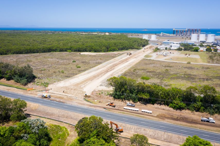 Port steps up with $6m civil works spree