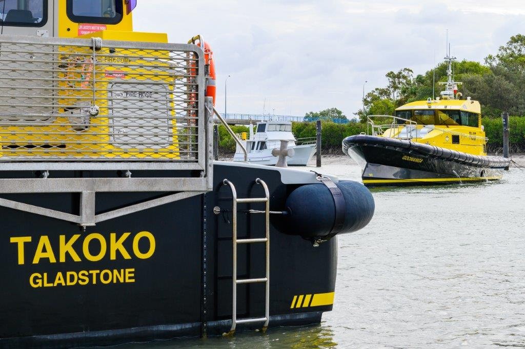 New pilot vessel for Gladstone