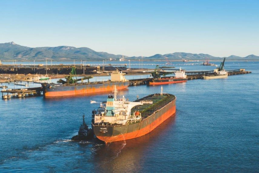 New global trading process trialed for bulk commodities