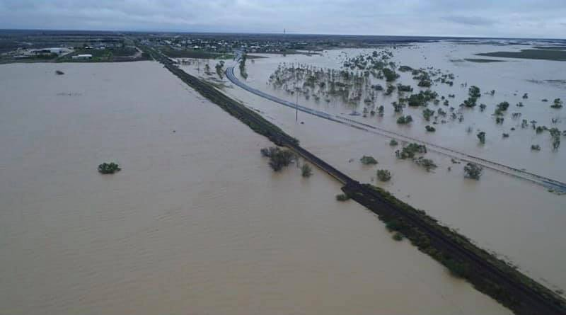 Companies kick in cash towards flood recovery
