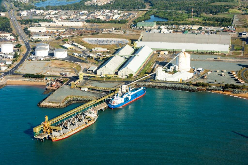 Solid trade results for Port of Mackay