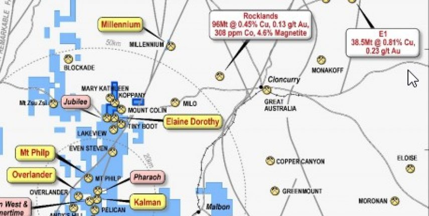 North West's cobalt prospects drive project deal