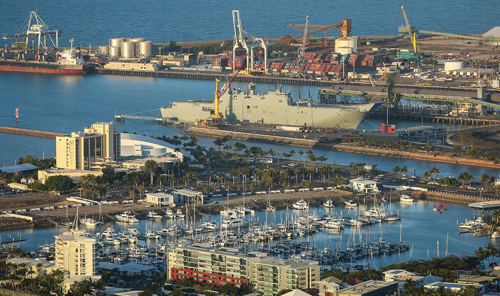 Port master plan released for feedback