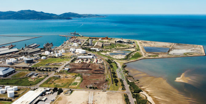 Contract awarded in $30m Townsville cargo project