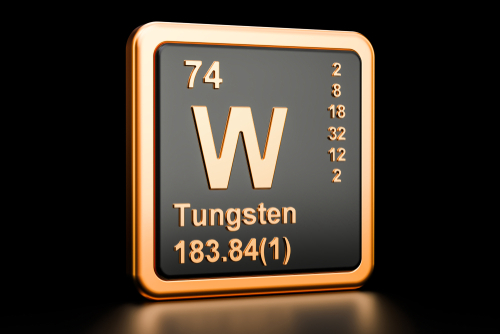 Push to reawaken 'world class' tungsten project
