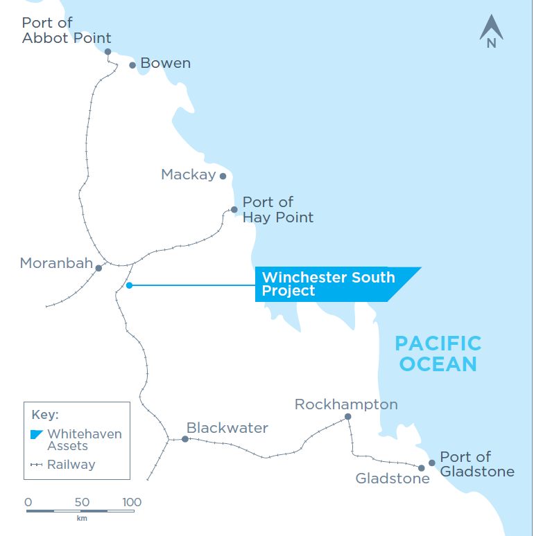Drilling underway for $1b Whitehaven Coal project