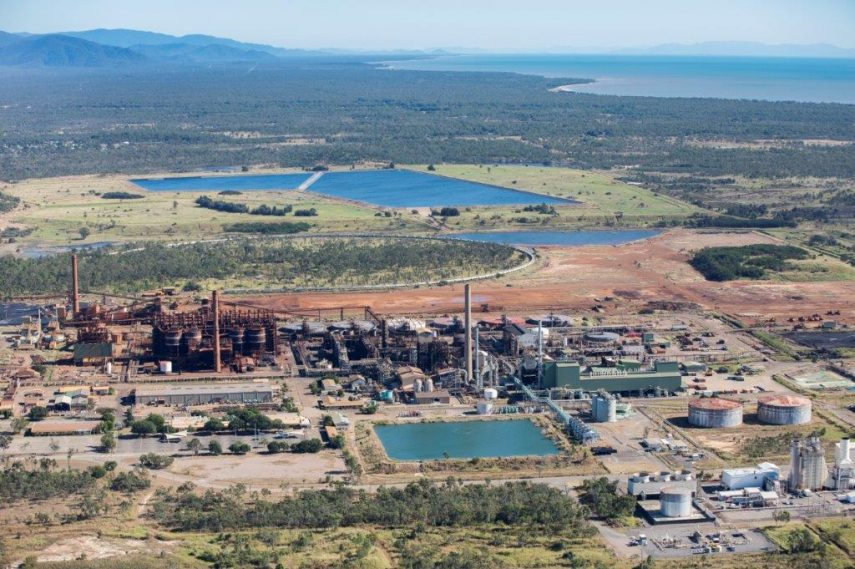 Palmer allocates $400m to reopen Townsville refinery