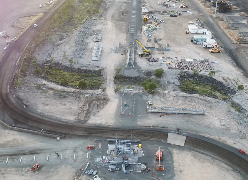 Caval Ridge Southern Circuit project on track