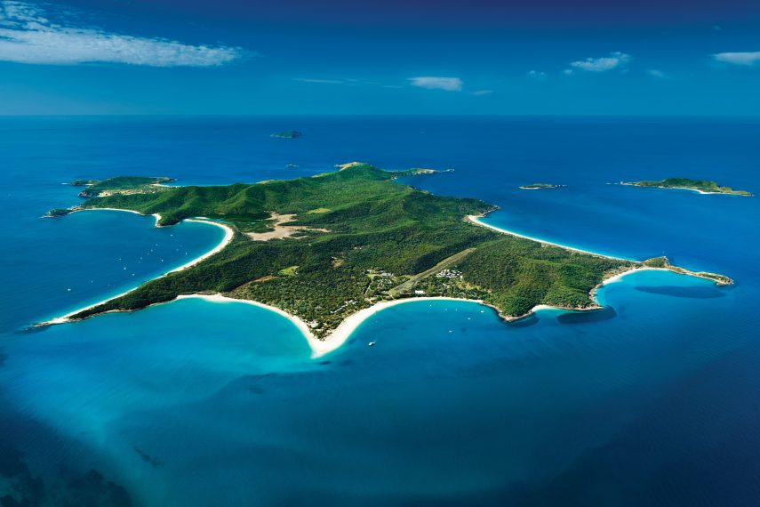 Survey kicks off for Great Keppel Island connection