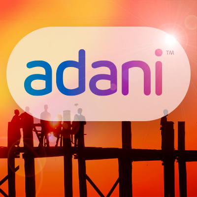 All systems go for Adani