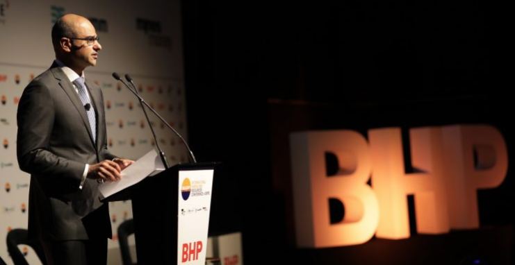 Good principles are good for business, says BHP boss