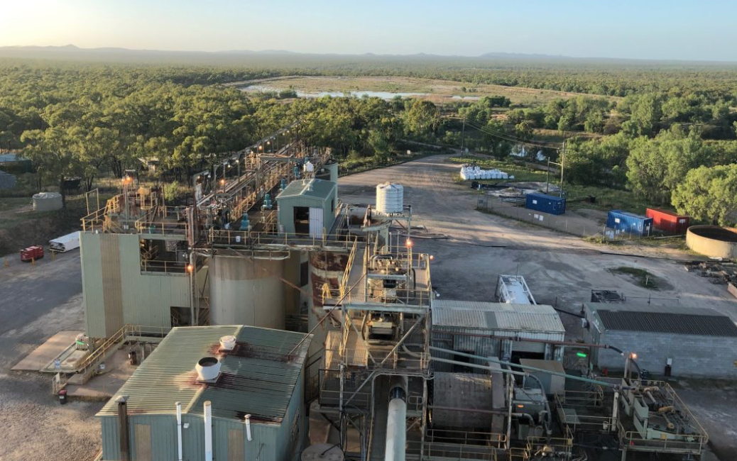 Key Charters Towers gold assets to change hands
