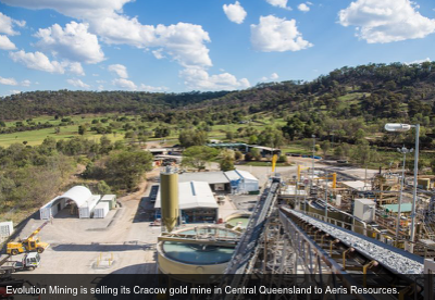 Cracow gold mine to change hands in $125m deal