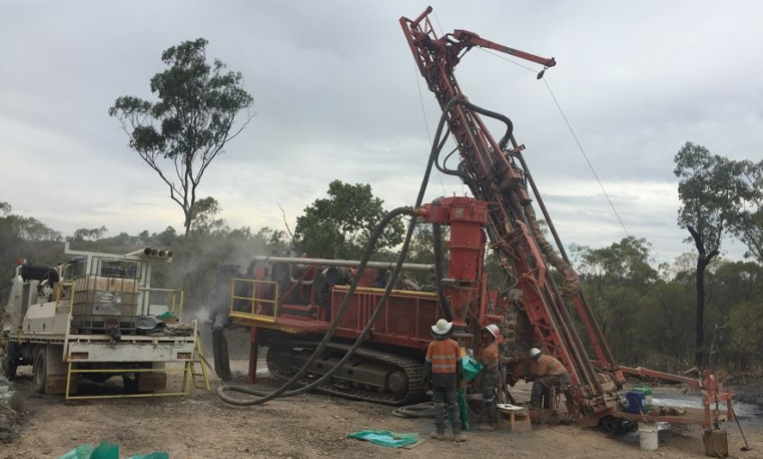 New owners get drilling at NQ gold projects