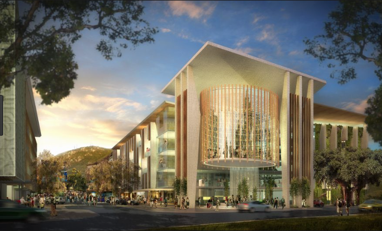 Principal contractor opportunity in JCU expansion