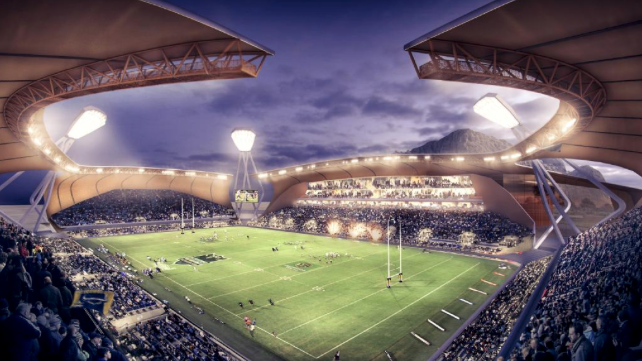 Approval milestone for North Queensland Stadium