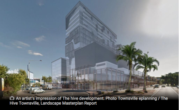 Signature project approved for Townsville CBD