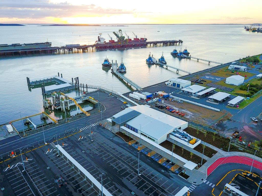New terminal to service LNG operations