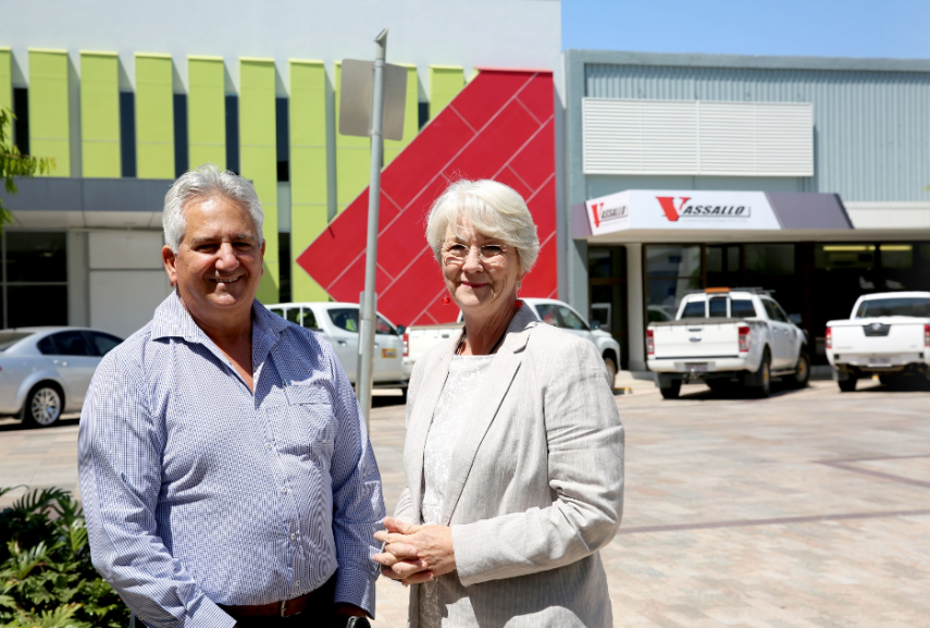 Vassallo recruiting as it expands to Rockhampton